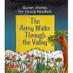 Army Walks Through the Valley